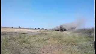 Удар в ответ: Артиллерия ВСУ в зоне АТО ответила на обстрелы
