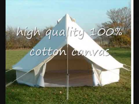 5m ultimate bell tent from .bell-tents.co.uk & 5m ultimate bell tent from www.bell-tents.co.uk - YouTube