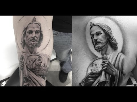 Tatuajes De San Judas Tadeo Y Su Significado Youtube