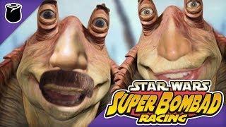 Star Wars Super Bombad Racing: ANIIIIIII