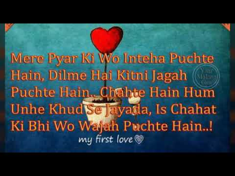 Love Quotes Status Mohabbat Status Ishq Status Whatsapp Video Hindi