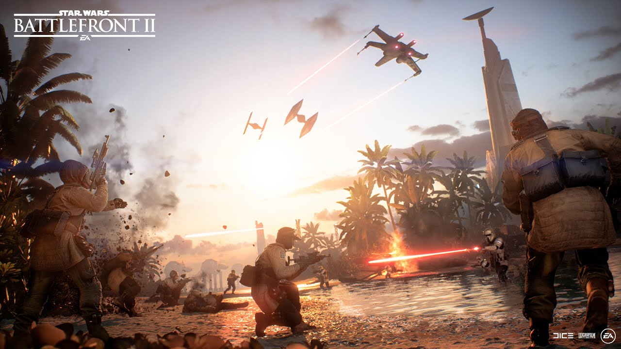 After 2 Years Of Free Content The Vision For Battlefront Ii Is Now Complete