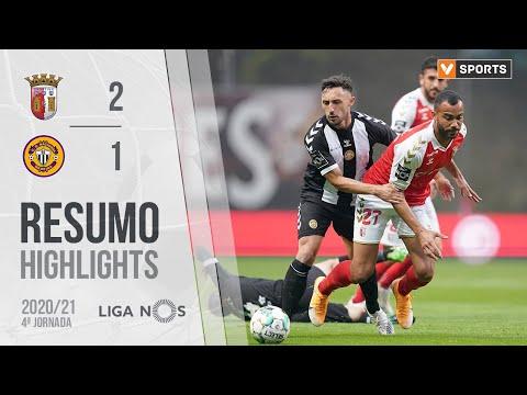 Braga Nacional Goals And Highlights