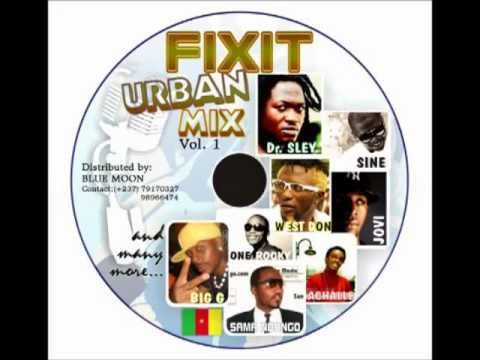 Fixit Urban Mix Vol.1, Cameroon, Nigerian and American Music