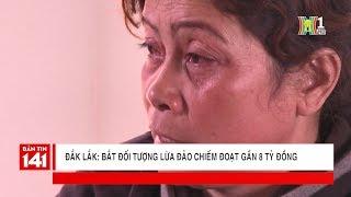 Bắt đối tượng lừa tiền cho vay nặng lãi tại Đắk Lắk | Tin nóng 24H | Nhật ký 141