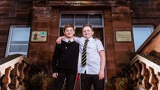 Our School Series 4   1  Episode 1 The New Boy