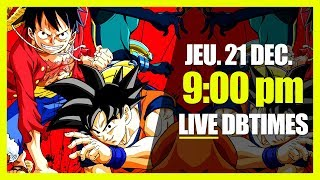LIVE DRAGON BALL & ONE PIECE (Avec All Blue Channel) thumbnail