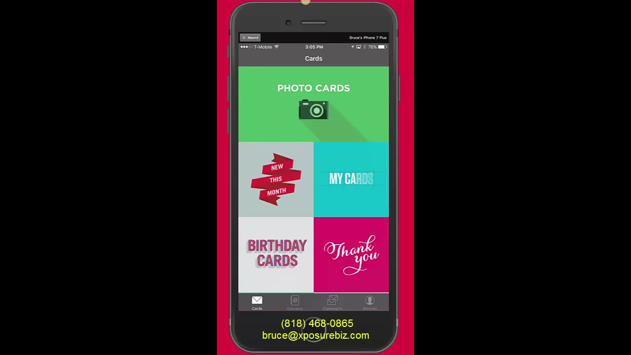How to send a card and gift with the sendoutcards mobile app how to send a card and gift with the sendoutcards mobile app update m4hsunfo
