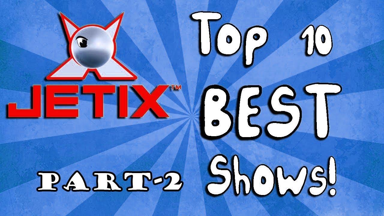 Top 10 Best Jetix Shows Part -2 in Tamil