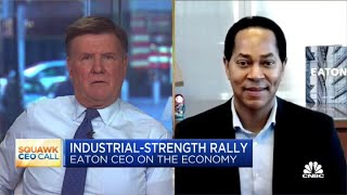 Eaton CEO on the the state of industrial sector during the pandemic