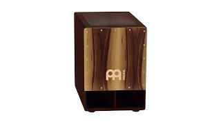 Meinl Percussion Jumbo Bass Subwoofer Cajon Review by Sweetwater Sound