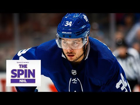Will Auston Matthews roll to a Rocket Richard Trophy? | The Spin NHL
