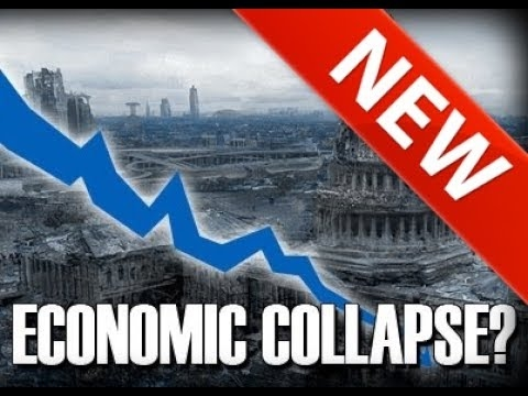 The Panic Has Begun  No Escape From Global Economic Collapse 2017 Finance Report