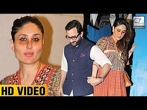Kareena Kapoor Looks Very SICK After Delivery | LehrenTV
