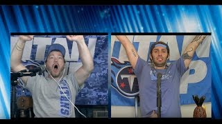 Titans Beat Eagles in Epic Overtime Win 26-23