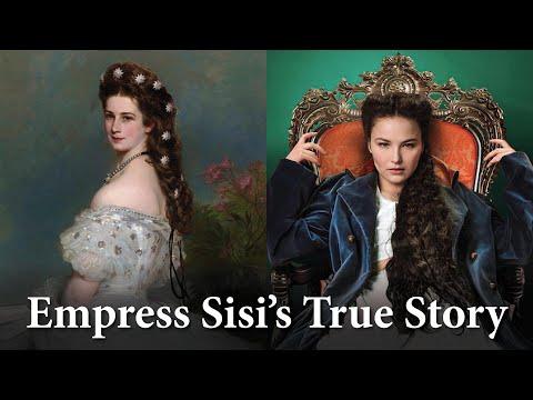"""Empress Elisabeth """"Sisi"""" Of Austria"""