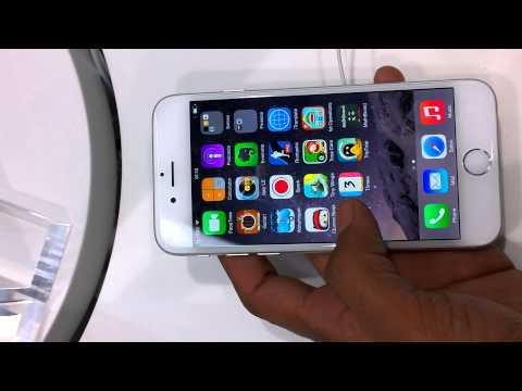 Apple iPhone 6 Hands-On Video #StayUpForiPhone6