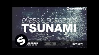 DVBBS Borgeous Tsunami Radio Edit