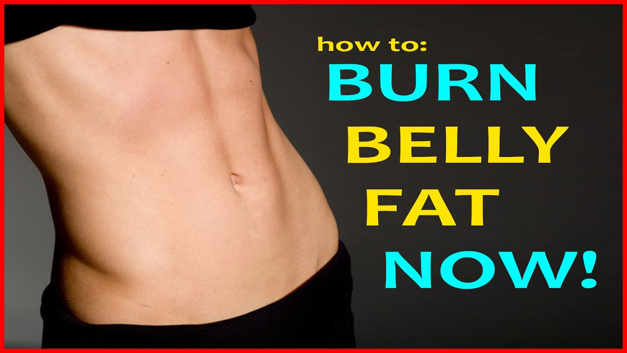 Lose belly fat now