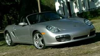 Motorweek Video of the 2005 Porsche Boxster S