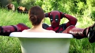 DEADPOOL Official Blu-Ray Trailer - Side Effects May Vary (2016) Ryan Reynolds Marvel Movie HD