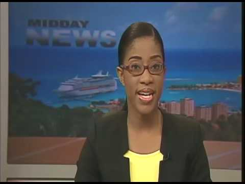 Fitz Bailey Takes on Media - TVJ Midday...