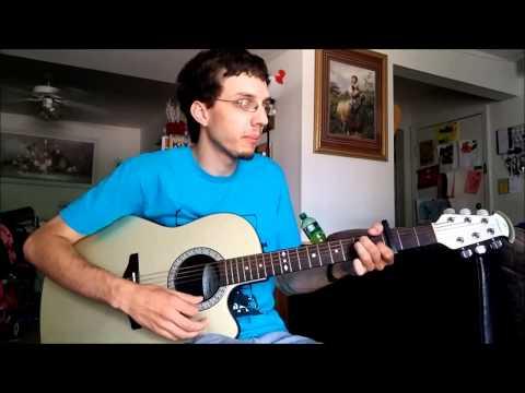 Through All Of It - Colton Dixon (Guitar Tutorial)