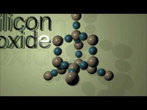 4.3 Describe the structure of and bonding in silicon and silicon dioxide [SL IB Chemistry]