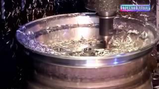 Pembuatan Velg Mobil cepat di Pabrik Modern dan Canggih