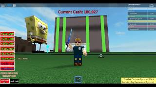 Roblox - A FABRICA DE CARTOON MAIS GRANDE DO ROBLOX ( Cartoon Tycoon )