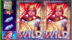 ** NEW GAME ** KING OF MACEDONIA ** AWESOME WIN ** SLOT LOVER **
