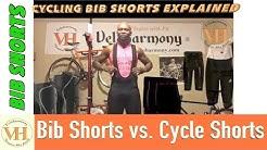 Bib shorts vs Shorts : Cycling Bib Shorts explained