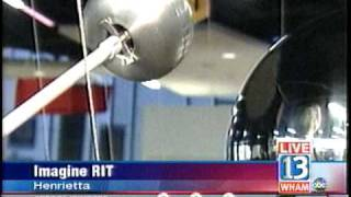 RIT on TV News: Imagine preview (segment 2)