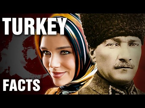 10+ Incredible Facts About Turkey