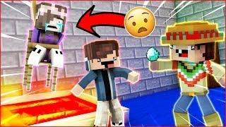 ¡rescato A Mi Novia! 😱💘 ¡de Su Ex-novio! 🔥 ¡amor En Minecraft! 👨❤️💋👨