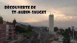 Découverte de St-Aubin-Sauges
