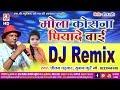 प्रीतम पड़वार-सुमन कुर्रे-CG Song-DJ Remix-मोला कोसना पियादे बाई-Mola Kosna Piyade Bai-Pritam-SB