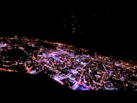 london heli lanes at night