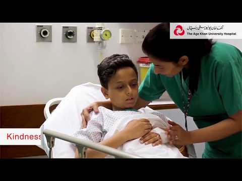 Patient Experience At The Aga Khan University Hospital