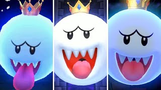 Evolution of Boo Minigames in Mario Party (1998-2020)