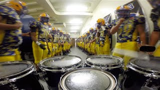 LT Drumline Football Team March Out Tenor Cam thumbnail