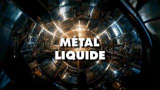 GALLIUM le métal liquide qui fond dans la main / Terminator dans son salon