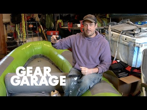 Gear Garage Ep. 121: First Impressions Of The AIRE 130D Raft