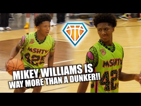 Mikey Williams is WAY MORE Than Just a Dunker!! | #1 Player in 2023?!