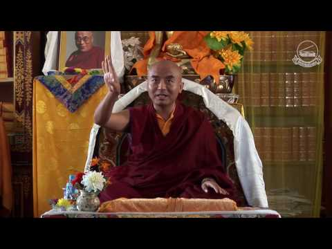 Meditation In Daily Life By Yongey Mingyur Rinpoche At LTWA On 16th December 2016