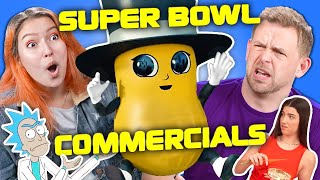 Generations React To Super Bowl Commercials 2020