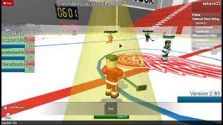 NHL 3v3 Hard coded Hockey n Roblox (part 3)
