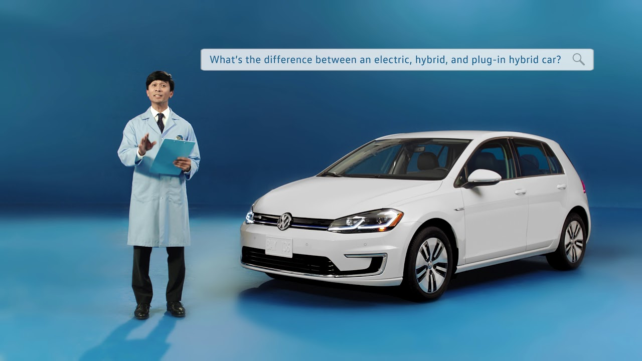 What S The Difference Between An Electric Hybrid And Plug In Car Volkswagen Canada