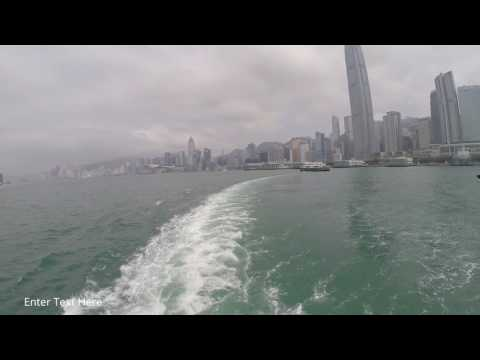 Hong kong Ferry Ride