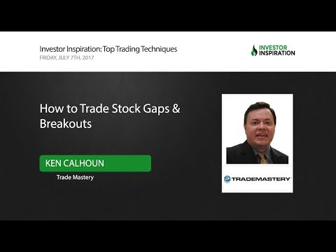 How to Trade Stock Gaps and Breakouts | Ken Calhoun